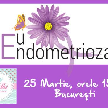 Eu și Endo la București! 25 martie