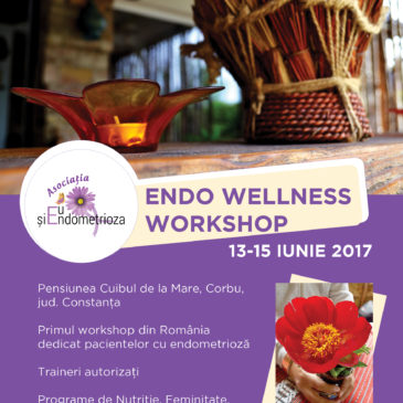ENDO WELLNESS WORKSHOP 13-15 IUNIE