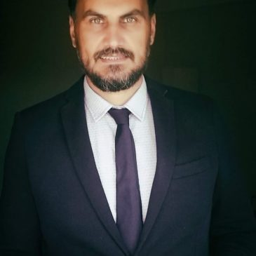 Cornel Gabriel Pasăre – psihoterapeut colaborator al Asociației Eu și Endometrioza