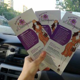 Tiraj nou pentru conștientizarea endometriozei!