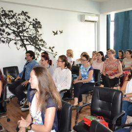 Cronica Lansării Ghidului Endometrioza Inamicul Tăcut la Cluj Napoca
