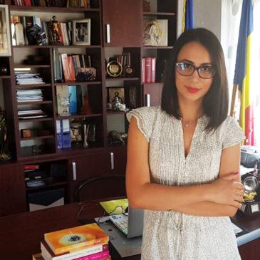 Monalisa Bogdan –  psihoterapeut colaborator și femeie cu endometrioză