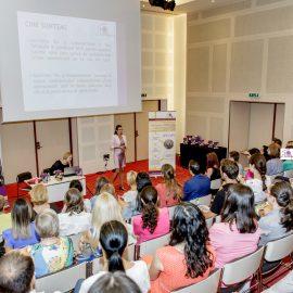 Asociația Eu și Endometrioza participă la Congresul Național al Societății de Obstetrică și Ginecologie, Iași, 20-22 Septembrie!