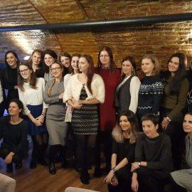 Petrecerea de Crăciun a Asociației Eu și Endometrioza, Decembrie 2018!