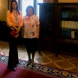 Administrația Prezidențială se alătură proiectelor Asociației Eu și Endometrioza