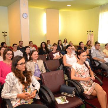 Cronica Lansării Ghidului Endometrioza Inamicul Tăcut la Brașov!