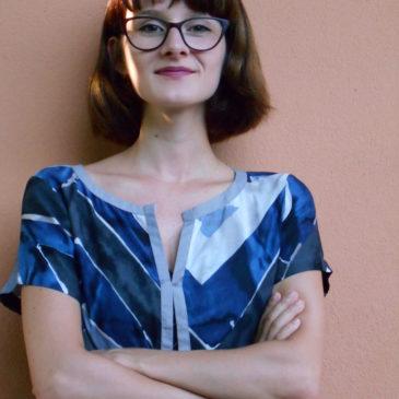 Sofia Damşe – psihoterapeut colaborator al Asociaţiei Eu şi Endometrioza