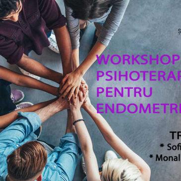 Workshop de psihoterapie pentru managementul endometriozei
