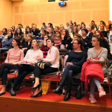 Endometrioza – de la prevenție la tratament – un eveniment despre oameni și endometrioză